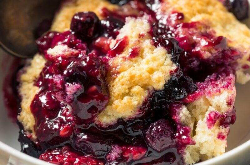 25 Easy Blackberry Desserts