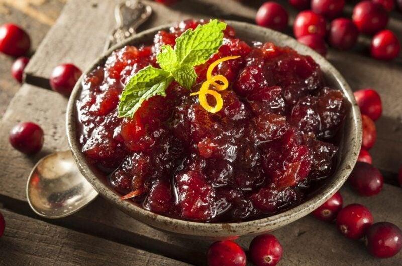 30 Fresh Cranberry Recipes