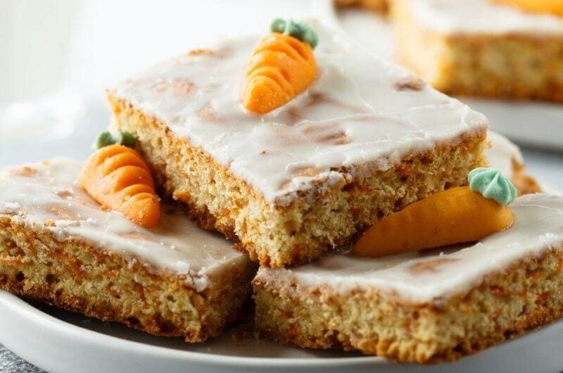 20 Best Carrot Desserts