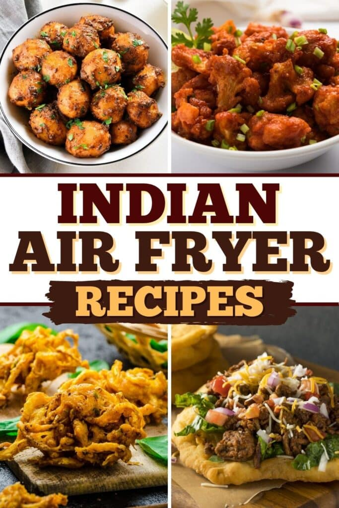 Indian Air Fryer Recipes