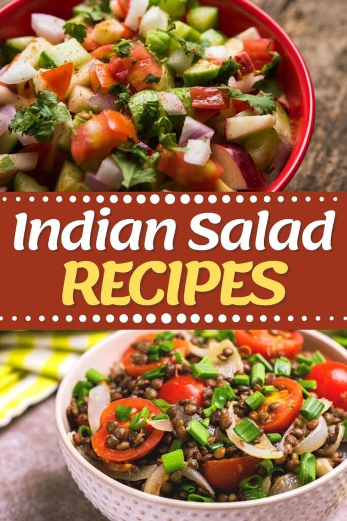 Indian Salad Recipes