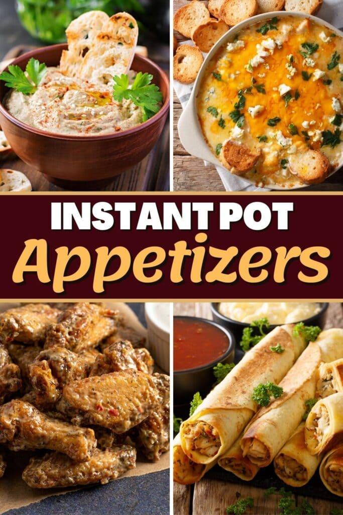 Instant Pot Appetizers