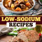 Low-Sodium Recipes