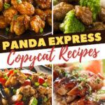 Panda Express Copycat Recipes