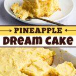 Pineapple Dream Cake