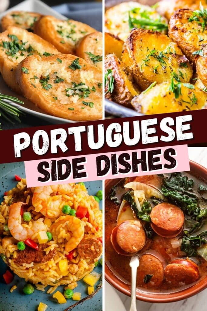 Portuguese Side Dishes