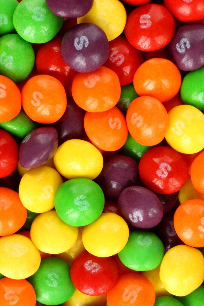 Skittles Snack