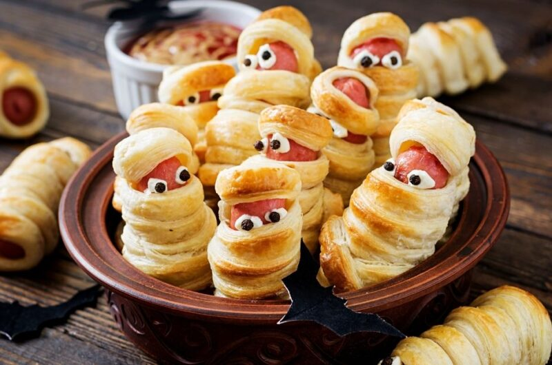 30 Fun Halloween Appetizers