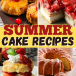 Summer Cake Recipes