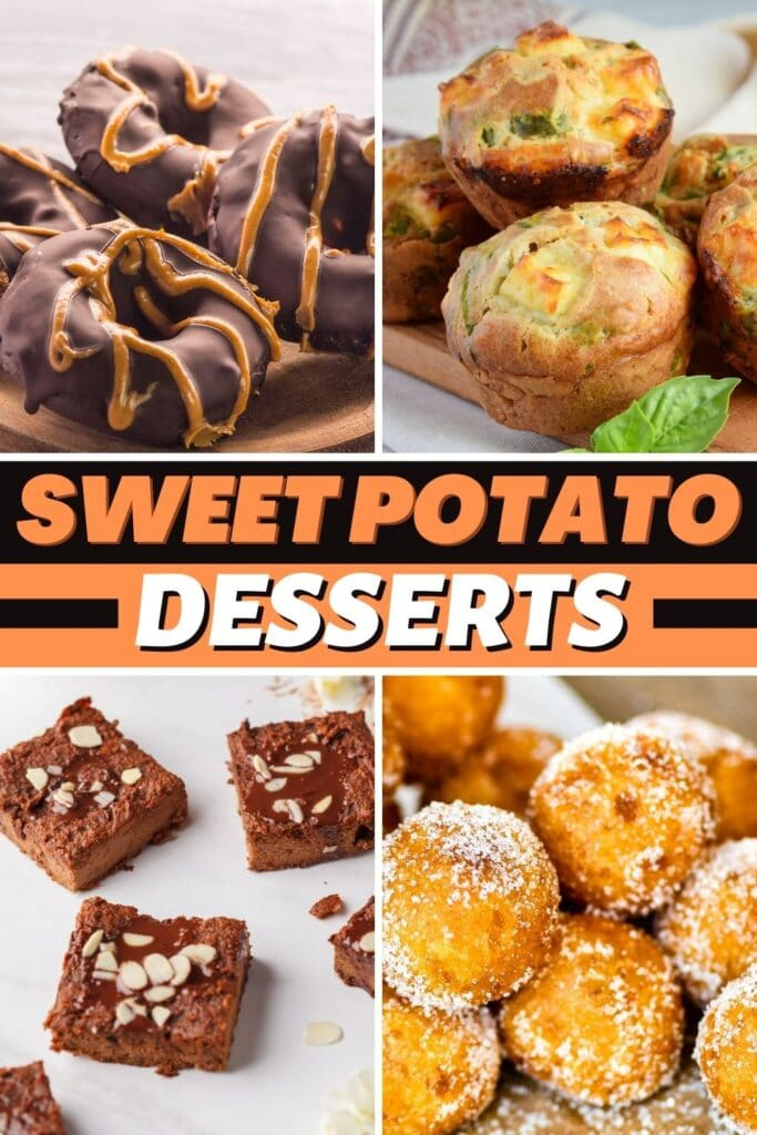 Sweet Potato Desserts