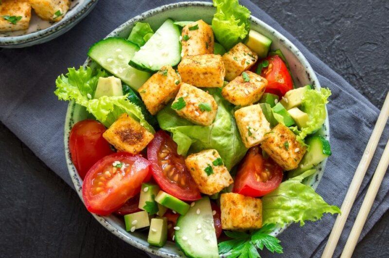 17 Traditional Japanese Salads
