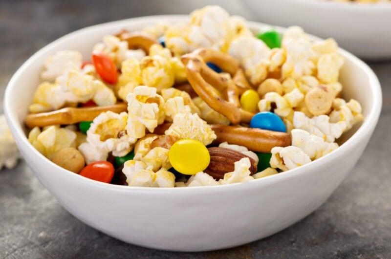 21 Easy After School Snacks