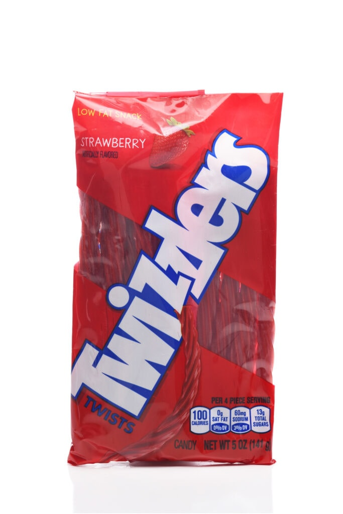 Twizzlers Snack