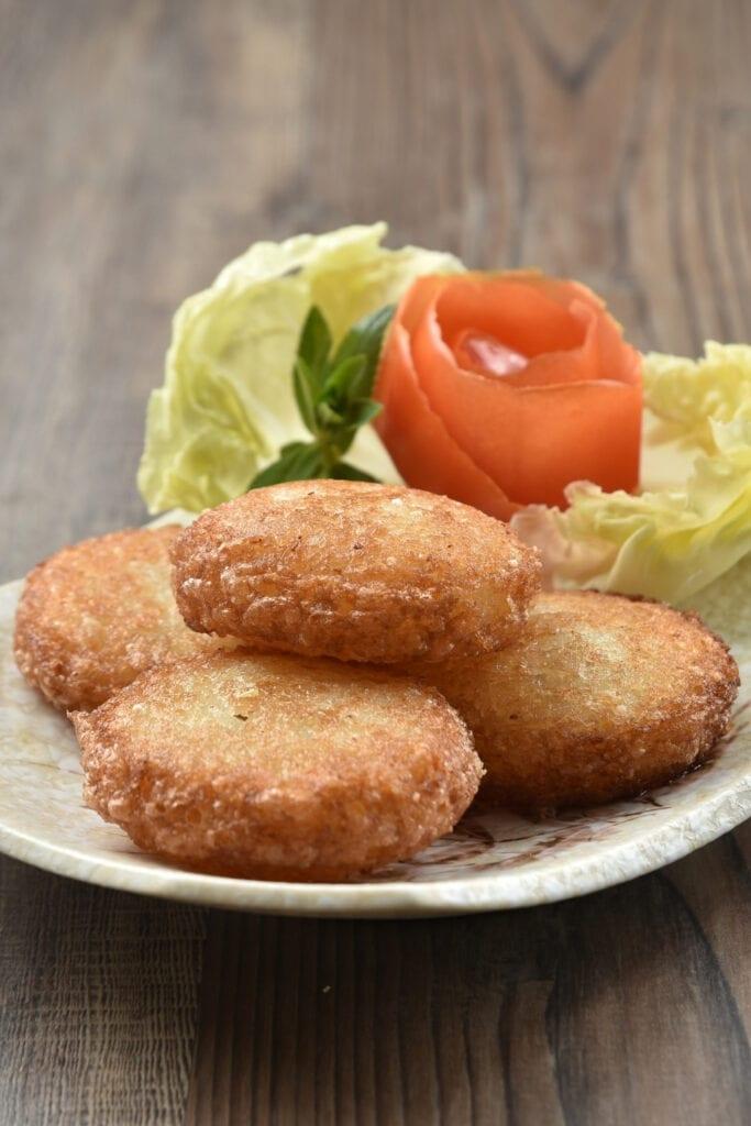Xoi or Fried Sticky Rice