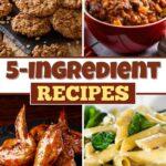 5-Ingredient Recipes
