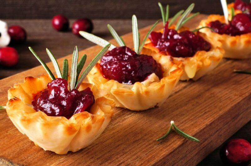20 Phyllo Cup Appetizers (+ Easy Recipes)