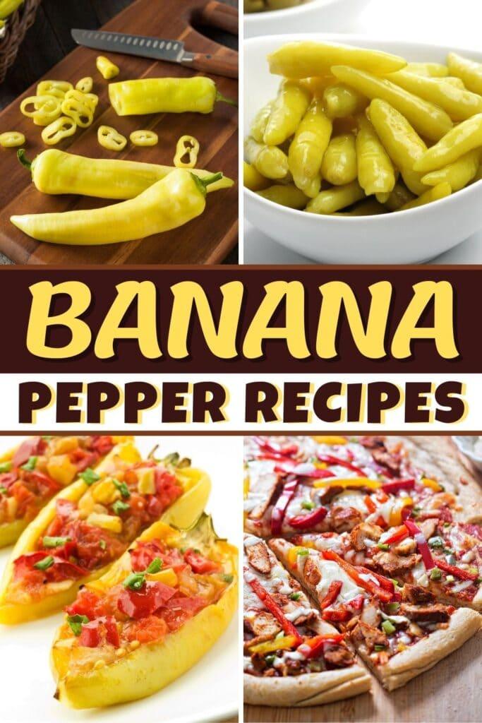 Banana Pepper Recipes