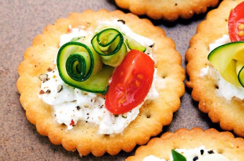 20 Homemade Ritz Cracker Recipes