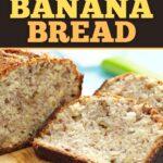Cake Mix Banana Bread