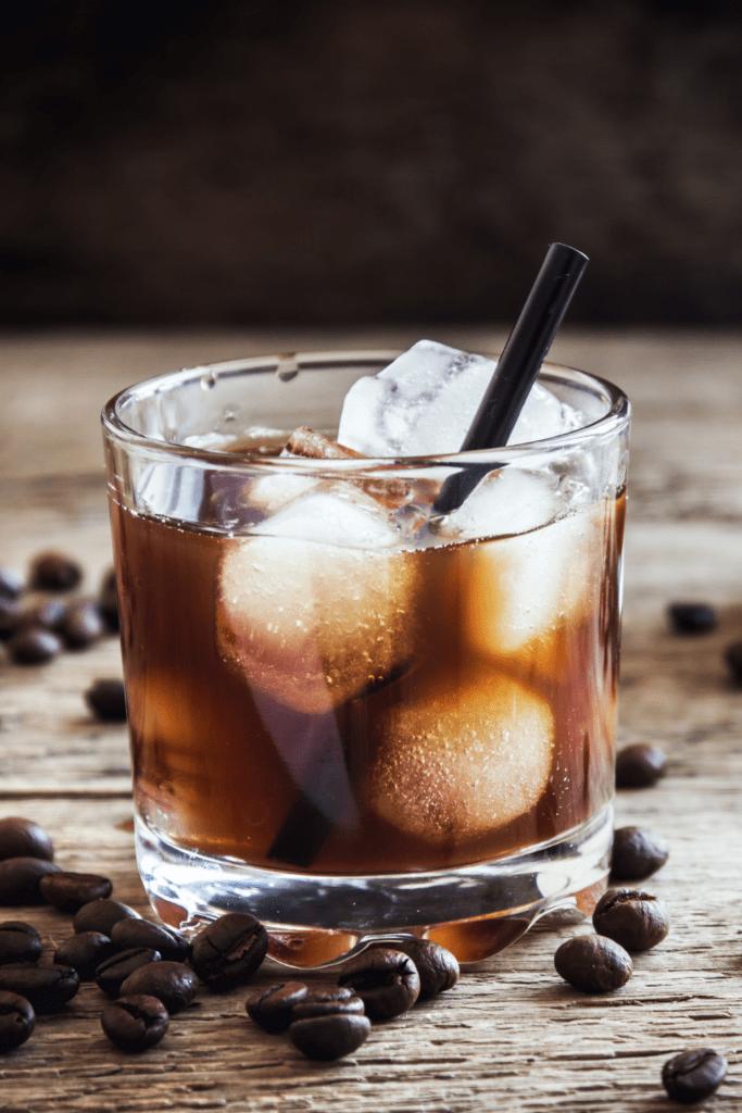 Cold Coffee Liquor Kahlua Drink