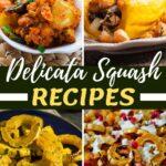 Delicata Squash Recipes