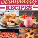 Frozen Strawberry Recipes