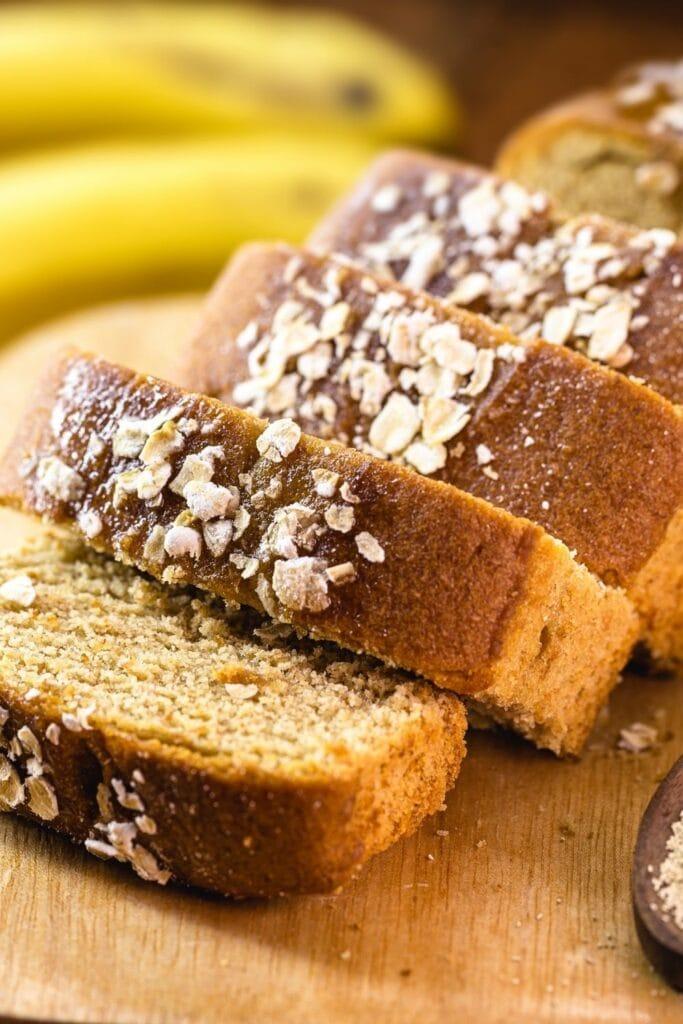 Gluten-Free Banana Oats Breads