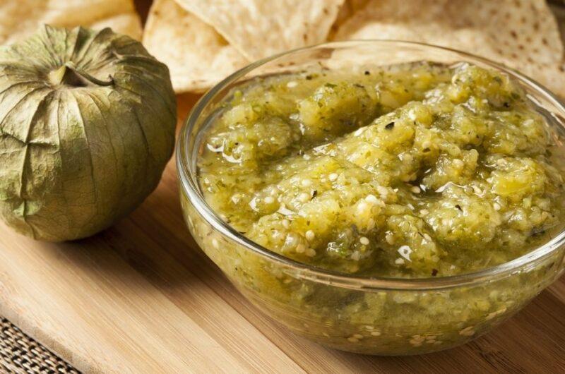 21 Best Tomatillo Recipes