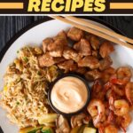Hibachi Recipes