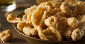 Homemade Crunchy Pork Rinds