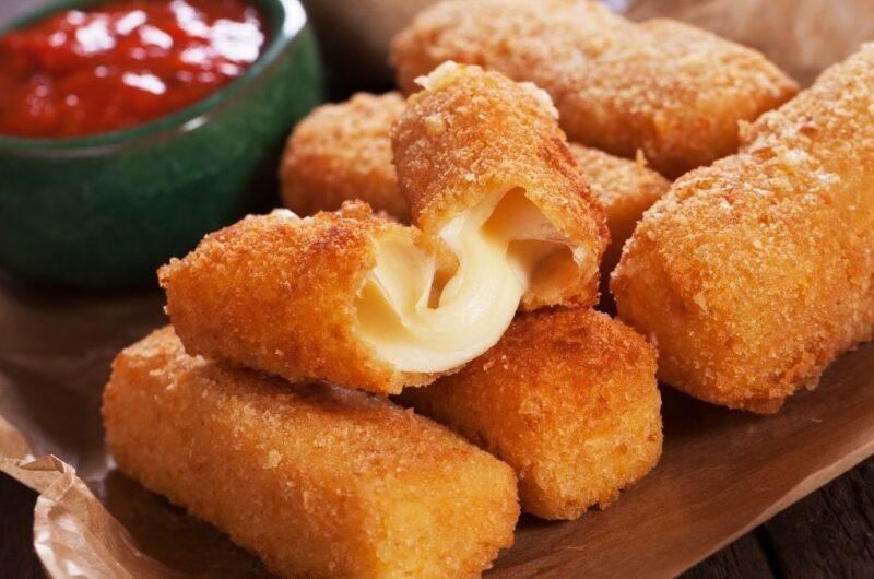 10 Quick Mozzarella Appetizers