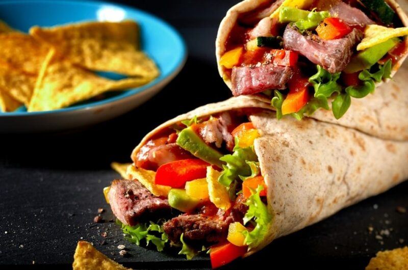 25 Best Sandwich Wrap Recipes