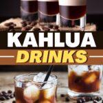 Kahlua Drinks