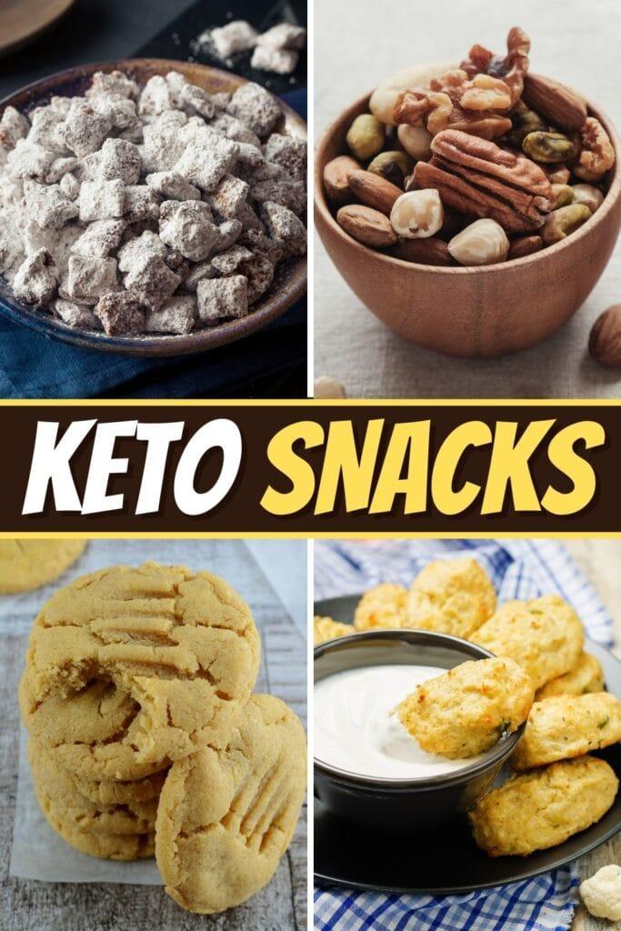Keto Snacks