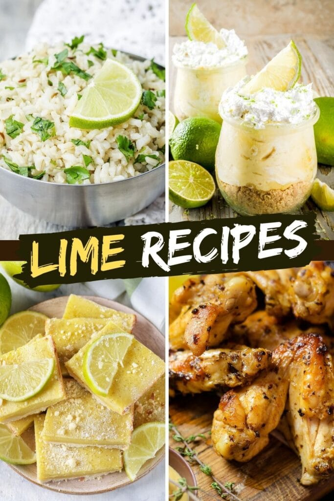 Lime Recipes