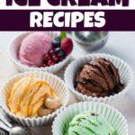 No-Churn Ice Cream Recipes