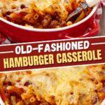 Old-Fashioned Hamburger Casserole