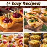Phyllo Cup Appetizers (+ Easy Recipes)