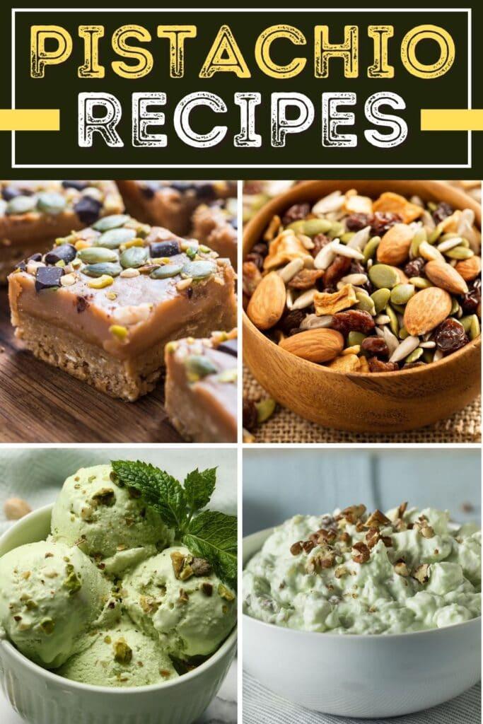 Pistachio Recipes