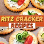 Ritz Cracker Recipes