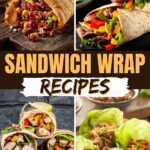 Sandwich Wrap Recipes