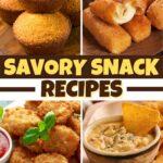 Savory Snack Recipes