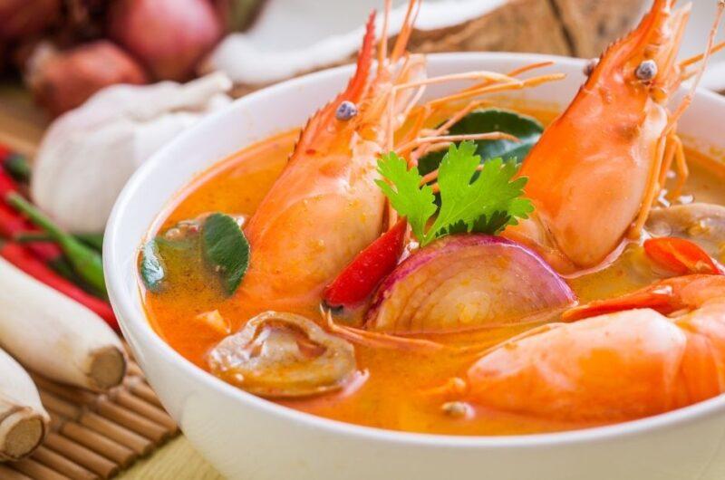 10 Authentic Thai Soup Recipes