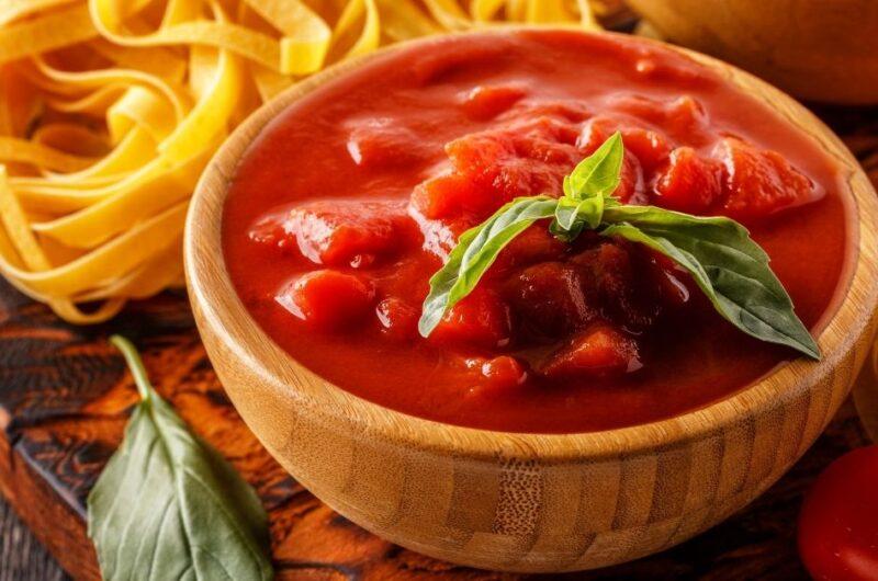 30 Best Pasta Sauce Recipes