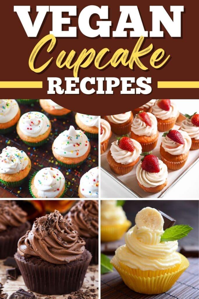 Vegan Cupcake Recipes