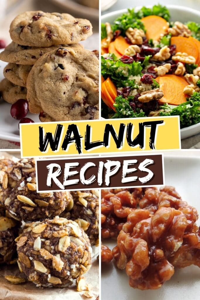 Walnut Recipes