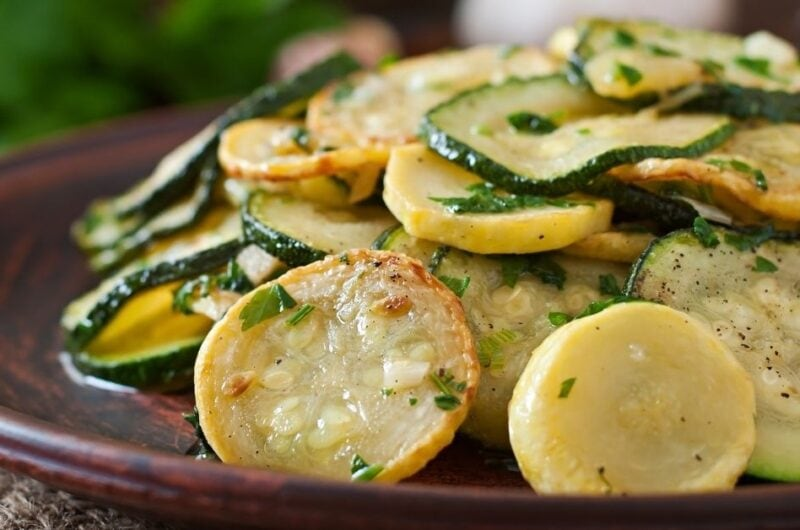 10 Easy Courgette Recipes