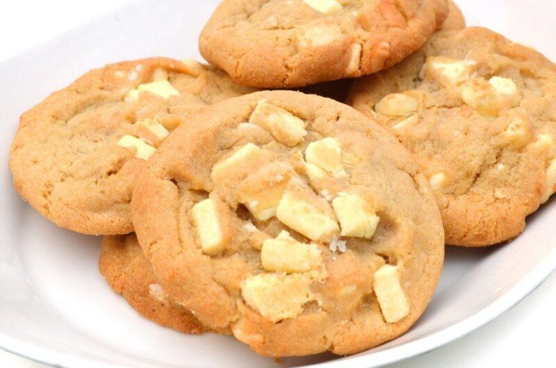 Subway White Chocolate Macadamia Nut Cookies