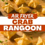 Air Fryer Crab Rangoon