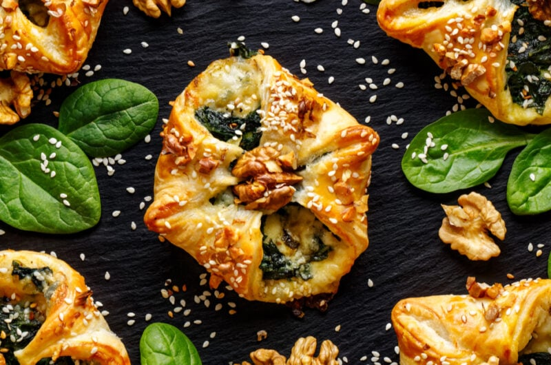 25 Simple Savory Puff Pastry Recipes
